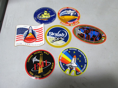 image 11 of space and air collectibles