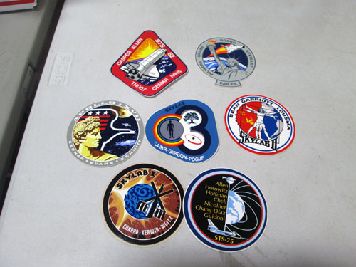 image 13 of space and air collectibles