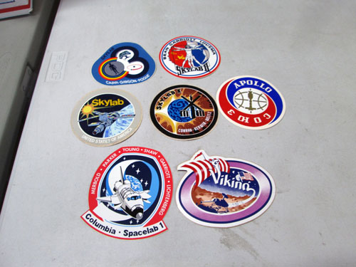 image 14 of space and air collectibles