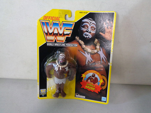 1980s wrestling figure collection image 2