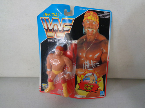 1980s wrestling figure collection image 5