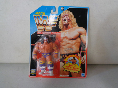 1980s wrestling figure collection image 6