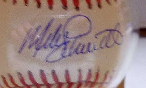 autographed baseball collection image 5