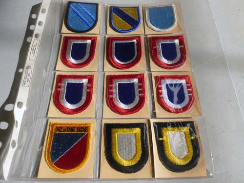 5000 piece military patch collection image 1