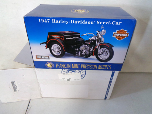 75 piece franklin mint motorcycle collection image 6