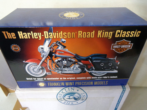 75 piece franklin mint motorcycle collection image 8