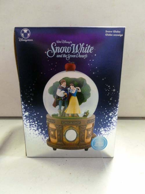 disney snowglobe collection image 2