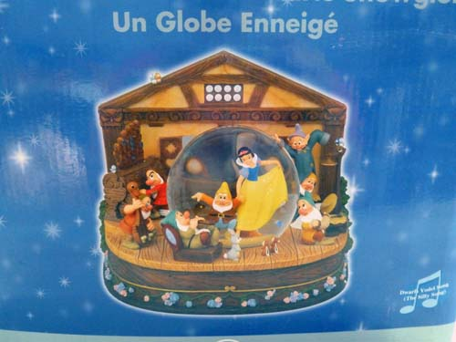 disney snowglobe collection image 6