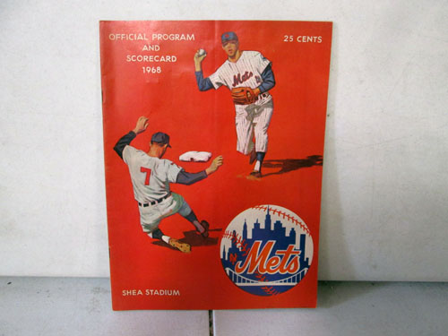 image 33 of an incredible sports memorabilia collections with world series programs and tickets