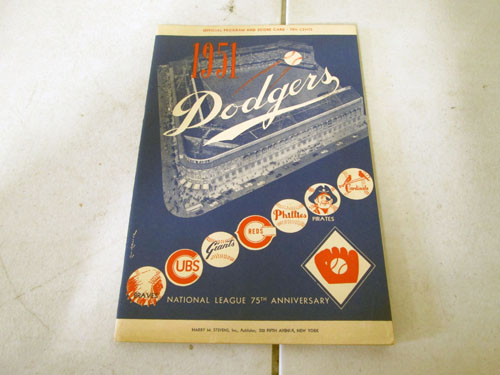 image 36 of an incredible sports memorabilia collections with world series programs and tickets