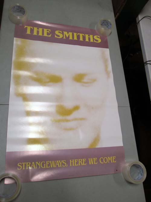 the smiths morrissey record and memorabilia collection image 1