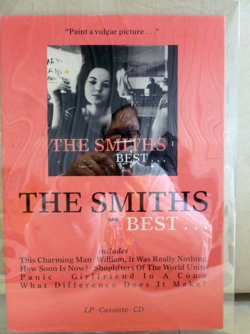 the smiths morrissey record and memorabilia collection image 11