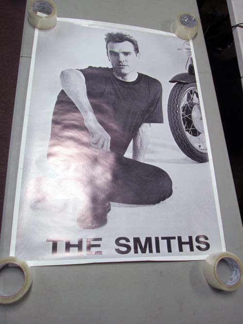 the smiths morrissey record and memorabilia collection image 8