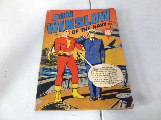 Vintage comic book collection with early DC comics image 7