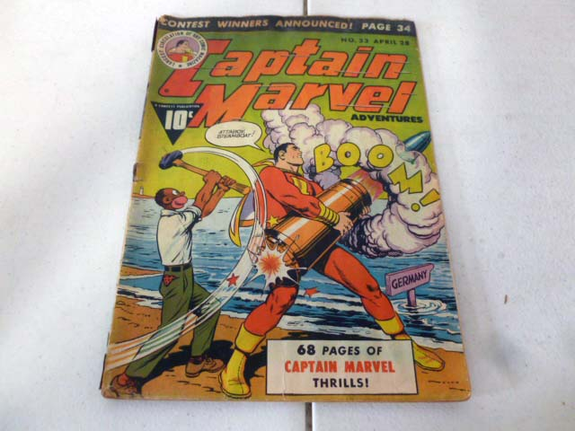 Vintage comic book collection with early DC comics image 8